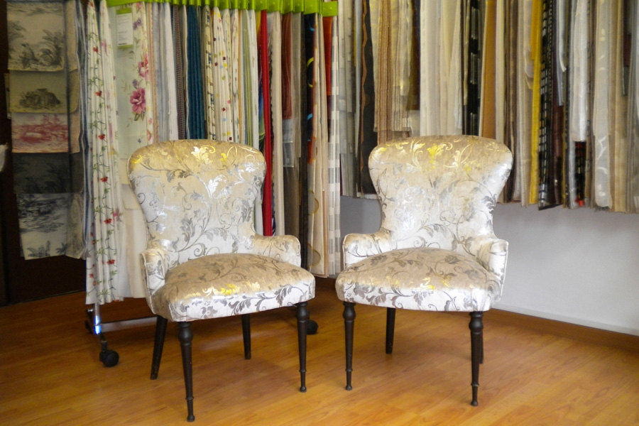 scelta tessuti divani e poltrone